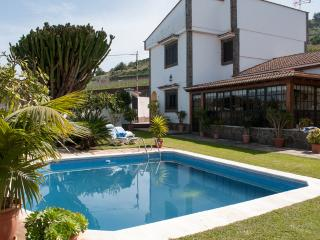 CHALET TENERIFE PISCINA LOS ROBLES, Tacoronte