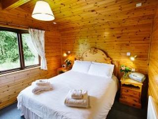Delightful and cosy 4* lodge - The Lapwing, Crianlarich