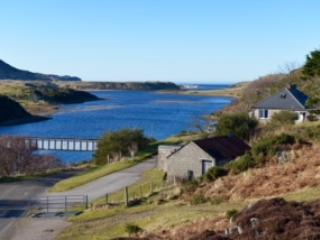 House by the Naver, Bettyhill - on NC500 route
