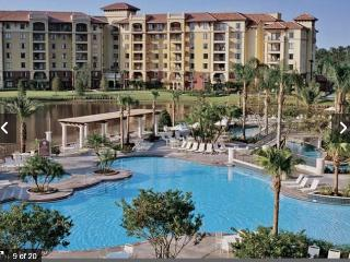Wyndham Bonnet Creek on Disney Property, Orlando
