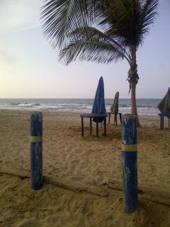 Playa Norte Linda, desde ahí, se toma la lancha a los callos