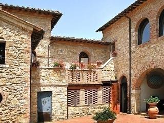 Casale Ischieto, Serre di Rapolano