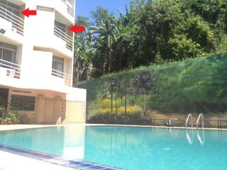Chiang Rai Central City Condotel 80m2 Pool View