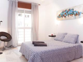 Beach apartment in Málaga, Alameda