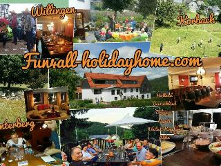 Fun4all-holidayhome: for large families and groups, Medebach