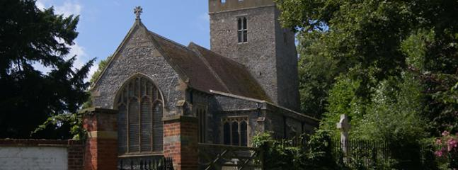 St. Andrew's Church, Wickhambreaux