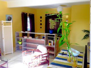 Ti La Caze Coco: Maison, voiture et piscine privée, Grand Gaube
