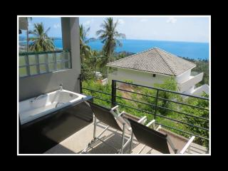 studio coconut/ jacuzzy/wonderfull sea view, Chaweng