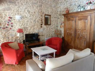 maison en pierres apparentes, Villeneuve-les-Maguelone