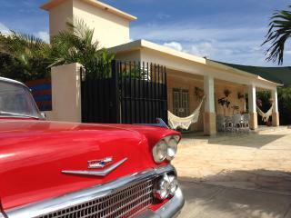 Villa by the sea in Havana,Cuba