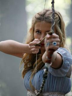 Take your aim with Natural/Instinctive Archery.