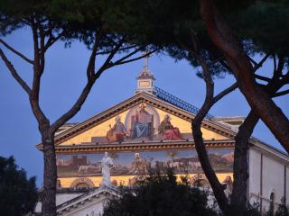 APPARTAMENTO BASILICA SAN PAOLO, Roma
