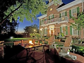 Cloran Mansion Inn, Galena
