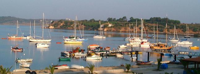 Alvor Bay