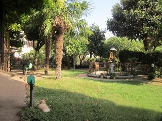 Vivere in un giardino nel centro storico di Perugi