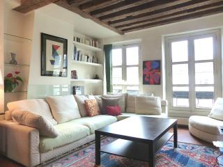 Charming 2 bedrooms (80 m2) in the heart of Paris, Parijs