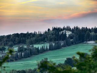 Villa Vianci, Staggia