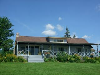 Waterfront Cottage & Guest House  w/ Private Dock, Baddeck