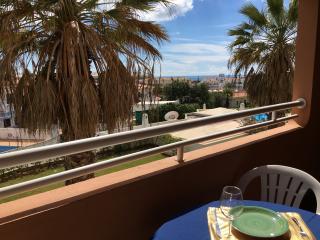 Albufeira Beach apartment sea view, Olhos de Agua