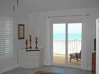 Turtle Sightings!!  Spectacular Oceanfront Home on a Private Beach, Balconies, B