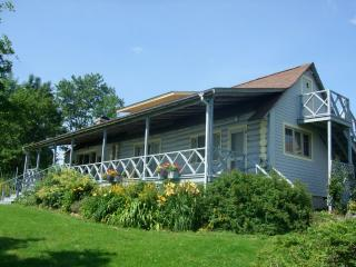 Baddeck Waterfront Cottage & Guest House w/ Private Dock