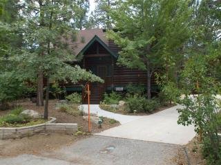 Three Bear's Den, Big Bear Lake