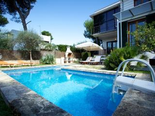 Modern luxury villa in Son Baulo, residential area of Can Picafort only 300 meters from the sea - HM010VBP, Ca'n Picafort