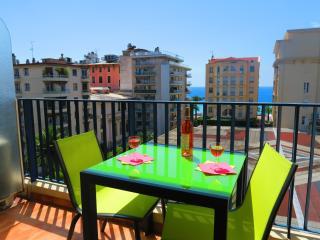 Ashley&Parker -  BLEU AZUR VUE MER - direct access to the Promenade des Anglais, Nice