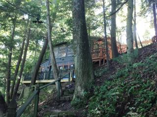 Treetops Cottage., South Haven