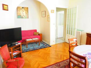 Ashley&Parker - MER ET  SOLEIL - Large 1 bedroom apartment in the center of Nice, Niza