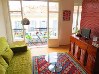 Ashley&Parker - LUGIA - Rue de la Buffa, apartment for 4 persons with balcony, Nice
