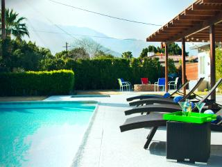 Palm Springs Mod,Luxury 3Bd,Pool, Spa, Mountains