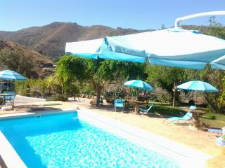 Hacienda del Sol - small country holiday complex, Canillas de Aceituno