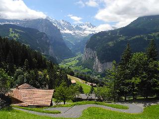 2 bedroom Villa in Wengen, Bernese Oberland, Switzerland : ref 2297330