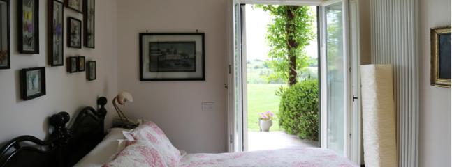 ground floor, double bedroom