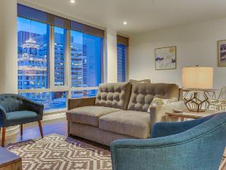 City views! Easy access to downtown- great for work trips! Dogs welcome!