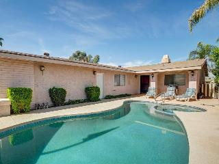 Palm Desert home w/ private pool & hot tub, nice outdoor patio area!
