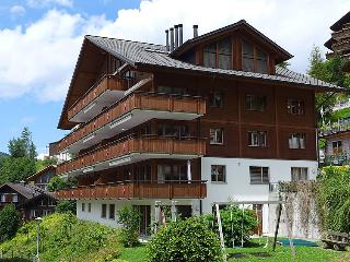 3 bedroom Apartment in Wengen, Bernese Oberland, Switzerland : ref 2300568