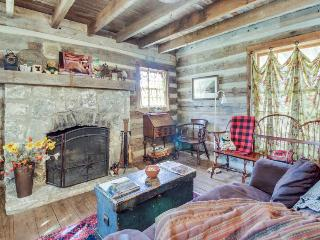 Quiet, dog-friendly cabin with an upscale rustic interior, close to downtown!, Fredericksburg
