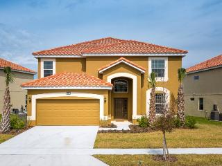 Book your vacation in this perfectly located 6 bedroom brand new pool home in Aviana Resort Orlando, just minutes away from Walt Disney World Resort., Davenport