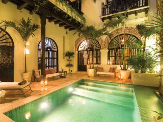 Spectacular 7 Bedroom Villa in Old Town, Cartagena