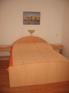 A4 Jurica (2+1): bedroom