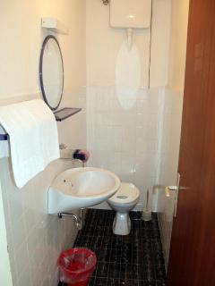 A1(4+2): toilet