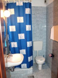 A3(2+1): bathroom with toilet
