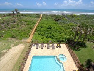 Tiki Tides, 7 Bedroom, Ocean Front, Cinnamon Beach, Private Pool, Sleeps 14, Palm Coast