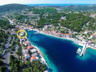 Zdenko A1(5) - Cove Muna (Island Zirje), Zirje Island