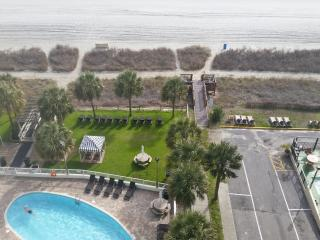 Breath taking views from this Gorgeous Oceanfront, Myrtle Beach
