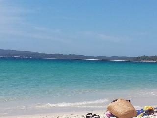 white sands of Nelson Beach
