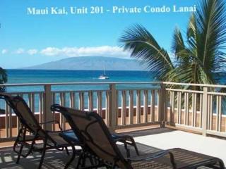 Maui Kai #201 ROOF TOP LANAI OCEAN CORNER UNIT, Ka'anapali