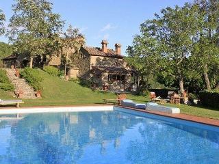 Villa in Antria, Tuscany, Italy, Tregozzano